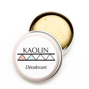 déodorant solide zéro déchet naturel écologique boîte alu